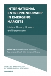 Jacket Image For: International Entrepreneurship in Emerging Markets