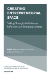 Jacket Image For: Creating Entrepreneurial Space