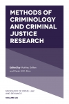 Jacket Image For: Methods of Criminology and Criminal Justice Research