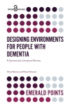 Jacket Image For: Designing Environments for People with Dementia