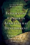 Jacket Image For: Integrating Gender in Agricultural Development