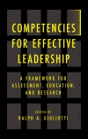 Jacket Image For: Competencies for Effective Leadership