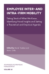 Jacket Image For: Employee Inter- and Intra-Firm Mobility