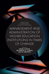 Jacket Image For: Management and Administration of Higher Education Institutions in Times of Change