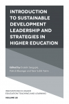 Jacket Image For: Introduction to Sustainable Development Leadership and Strategies in Higher Education