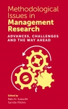 Jacket Image For: Methodological Issues in Management Research