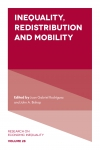 Jacket Image For: Inequality, Redistribution and Mobility