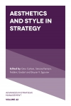 Jacket Image For: Aesthetics and Style in Strategy