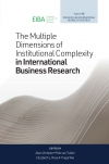 Jacket Image For: The Multiple Dimensions of Institutional Complexity in International Business Research