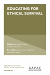 Jacket Image For: Educating For Ethical Survival