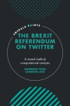 Jacket Image For: The Brexit Referendum on Twitter