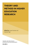 Jacket Image For: Theory and Method in Higher Education Research