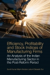 Jacket Image For: Efficiency, Profitability and Stock Indices of Manufacturing Firms