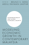 Jacket Image For: Modeling Economic Growth in Contemporary Malaysia
