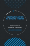 Jacket Image For: Communication as Social Theory
