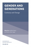 Jacket Image For: Gender and Generations