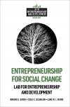 Jacket Image For: Entrepreneurship for Social Change