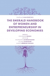 Jacket Image For: The Emerald Handbook of Women and Entrepreneurship in Developing Economies