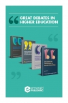 Jacket Image For: Great Debates in Higher Education Book Set (2017-2019)