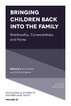 Jacket Image For: Bringing Children Back into the Family