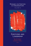 Jacket Image For: Emotions and Leadership