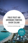 Jacket Image For: Public Policy and Governance Frontiers in New Zealand