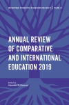 Jacket Image For: Annual Review of Comparative and International Education 2019