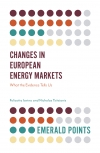 Jacket Image For: Changes in European Energy Markets