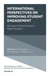 Jacket Image For: International Perspectives on Improving Student Engagement