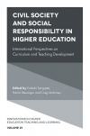 Jacket Image For: Civil Society and Social Responsibility in Higher Education