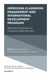 Jacket Image For: Improving Classroom Engagement and International Development Programs