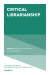 Jacket Image For: Critical Librarianship