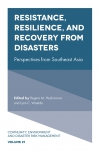 Jacket Image For: Resistance, Resilience, and Recovery from Disasters