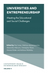 Jacket Image For: Universities and Entrepreneurship