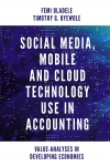 Jacket Image For: Social Media, Mobile and Cloud Technology Use in Accounting
