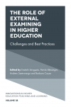 Jacket Image For: The Role of External Examining in Higher Education
