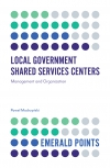 Jacket Image For: Local Government Shared Services Centers