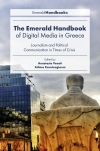 Jacket Image For: The Emerald Handbook of Digital Media in Greece
