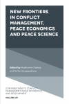 Jacket Image For: New Frontiers in Conflict Management, Peace Economics and Peace Science