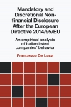 Jacket Image For: Mandatory and Discretional Non-financial Disclosure After the European Directive 2014/95/EU