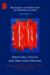 Jacket Image For: Emotions, Ethics and Decision-Making