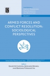 Jacket Image For: Armed Forces and Conflict Resolution