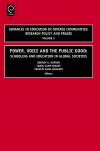 Jacket Image For: Power, Voice and the Public Good
