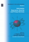 Jacket Image For: Information Assurance, Security and Privacy Services
