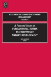 Jacket Image For: Research in Competence-Based Management