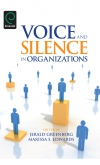 Jacket Image For: Voice and Silence in Organizations