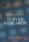 Jacket Image For: Handbook of Survey Research