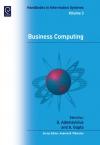 Jacket Image For: Business Computing
