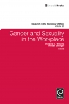 Jacket Image For: Gender and Sexuality in the Workplace