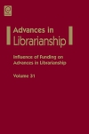 Jacket Image For: Influence of funding on advances in librarianship
